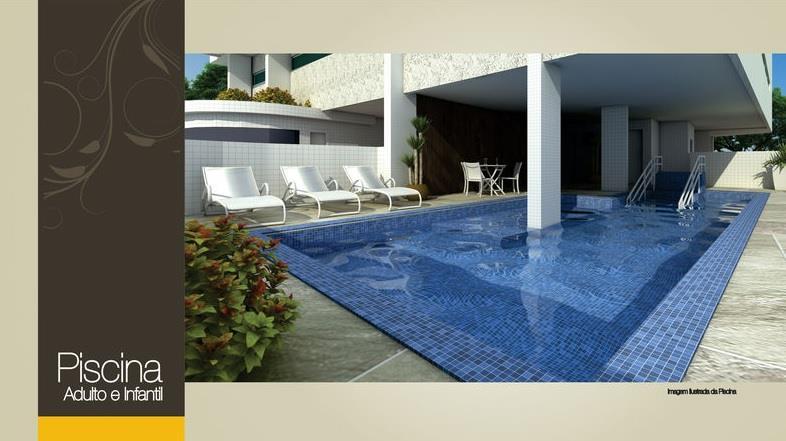 Apartamento Residencial à venda, Vila Guilhermina, Praia Grande - AP1452.