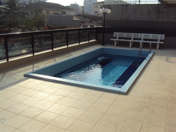 Apartamento Residencial à venda, Vila Tupi, Praia Grande - AP1451.
