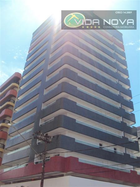 Excelente apartamento 02 dormitórios, Campo da Aviação, Praia Grande - AP0277.