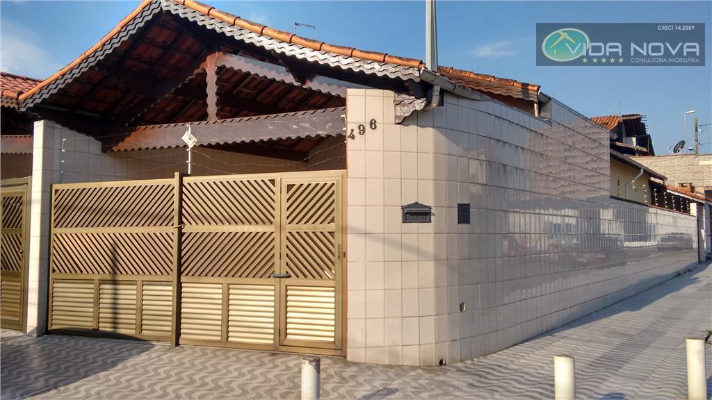 Casa  residencial à venda, Campo da Aviação, Praia Grande.terrenos,kits no litoral Ref. CA0160