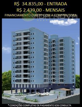 Lançamento em praia grande, apartamentos, casas, REFERENCIA AP 0896