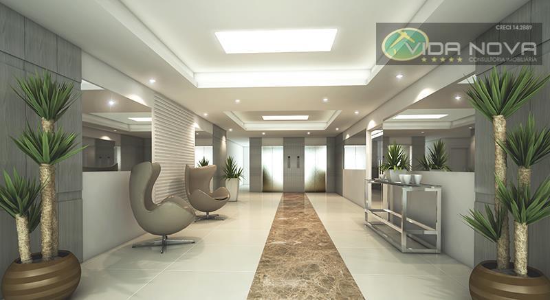 Apartamento Residencial à venda, Vila Tupi, Praia Grande - AP0942.