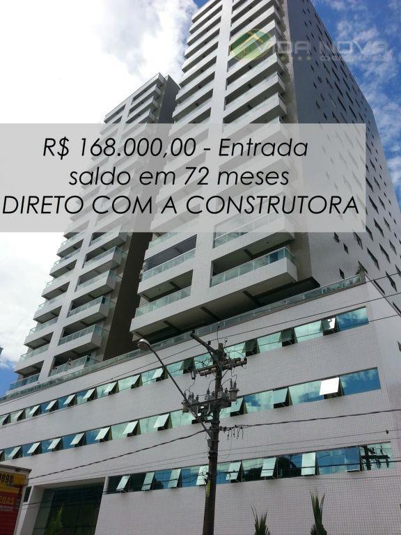 Apartamento em Praia Grande, Imóveis, Lançamento - REF. AP0888