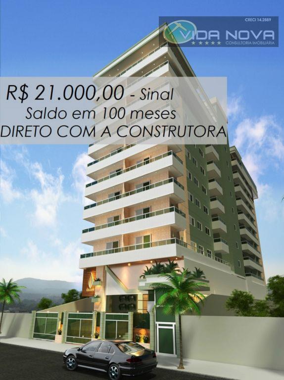 Apartamento Residencial à venda, Canto do Forte, Praia Grande - AP1246.
