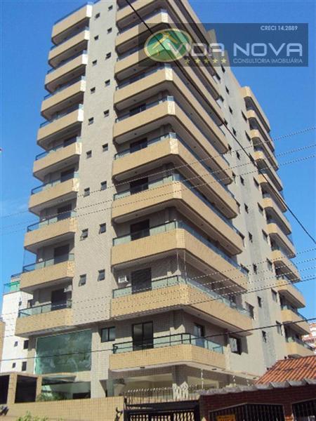 Apartamento Residencial à venda, Vila Tupi, Praia Grande - AP1251.