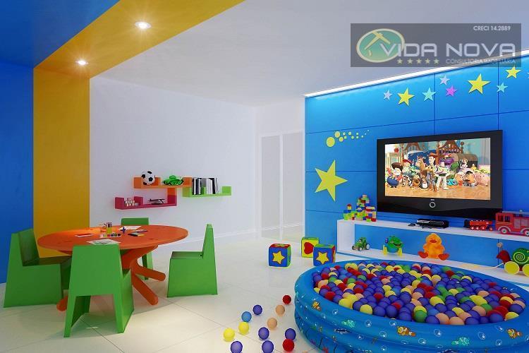 Apartamento Residencial à venda, Cidade Ocian, Praia Grande - AP1265.