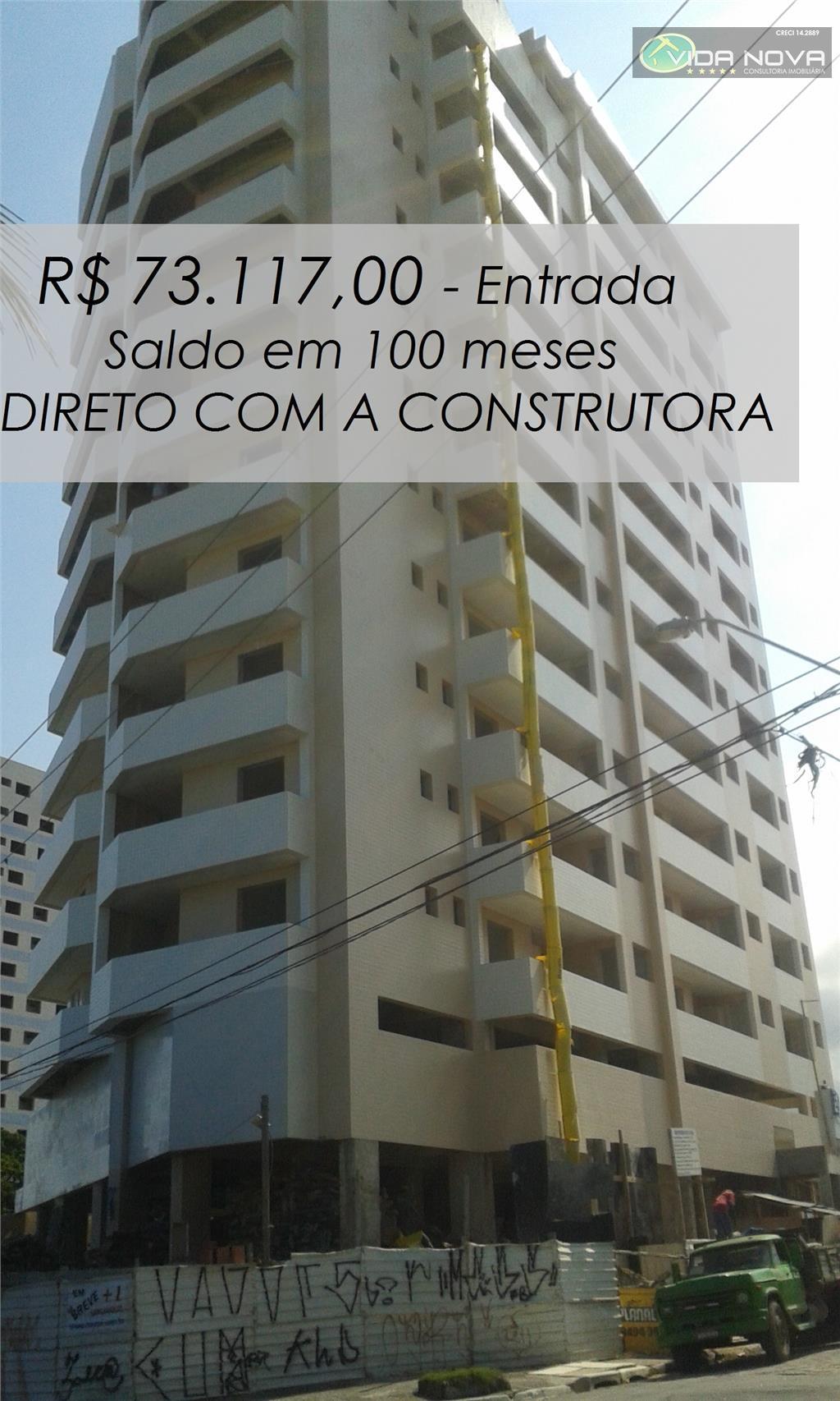 Apartamento Residencial à venda, Balneário Maracanã, Praia Grande - AP0902.