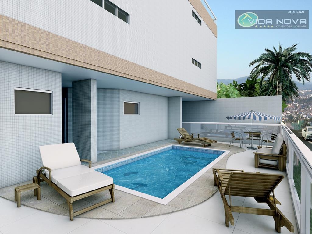 Apartamento Residencial à venda, Vila Caiçara, Praia Grande - AP1430.