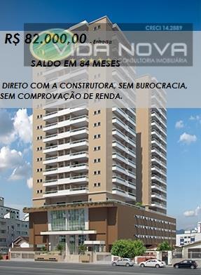 Apartamento Residencial à venda, Canto do Forte, Praia Grande - AP1411.