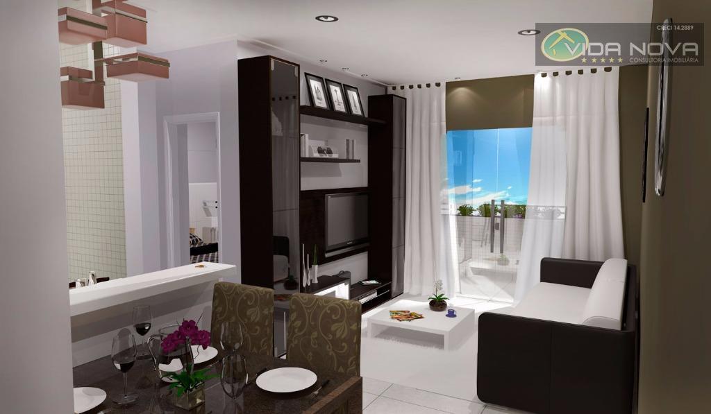 Apartamento Residencial à venda, Canto do Forte, Praia Grande - AP1474.