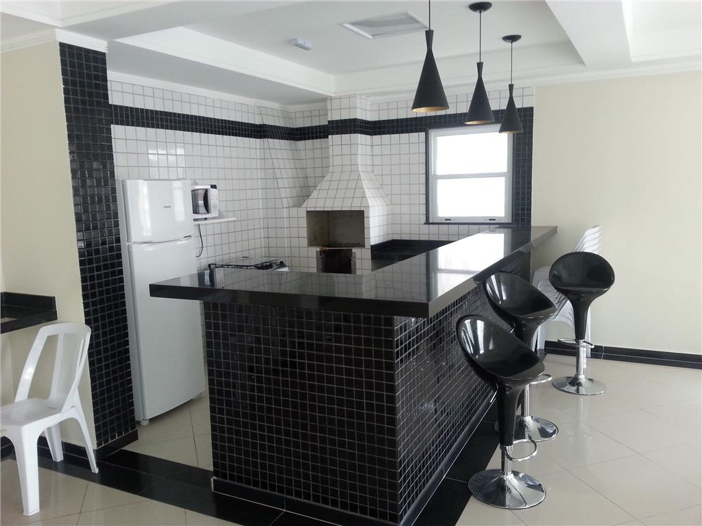 Apartamento Residencial à venda, Vila Guilhermina, Praia Grande - AP0558.