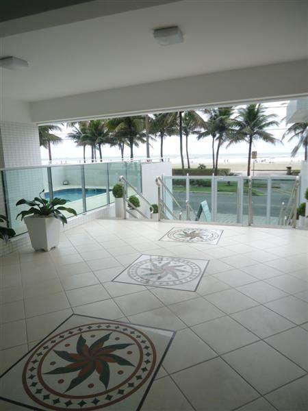 Apartamento Residencial à venda, Campo da Aviação, Praia Grande - AP0418.