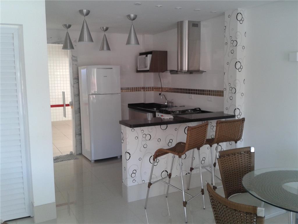 Apartamento Residencial à venda, Campo da Aviação, Praia Grande - AP0768.
