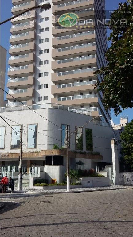Apartamento  residencial à venda, Aviação, Praia Grande.Ref-AP1849