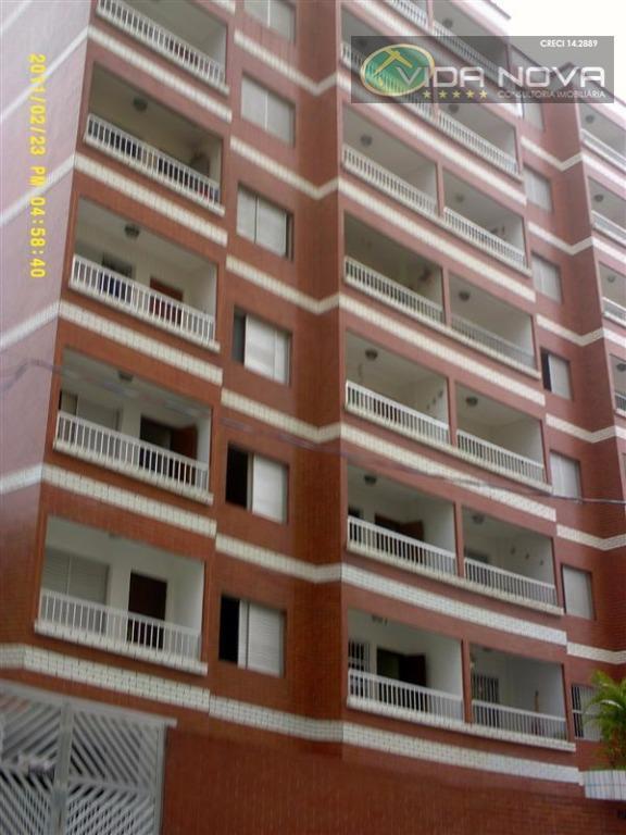 Excelente, apartamento à venda, Vila Tupi, Praia Grande.Ref-AP1856