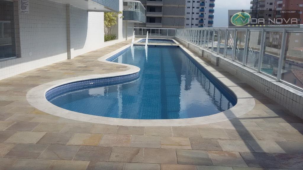 Maravilhoso apartamento em Praia Grande Ref-AP1901