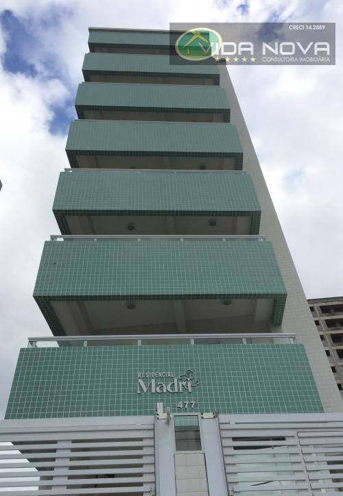 Apartamento  à venda, Campo da Aviação, Praia Grande.Ref-AP1923