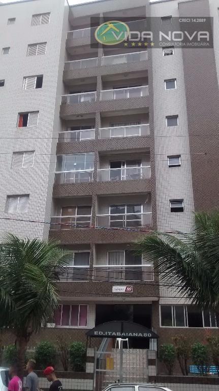Apartamento à venda, Campo da Aviação, Praia Grande.Ref-AP2046