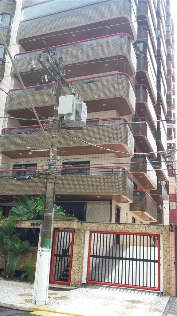 Apartamento Residencial à venda, Vila Tupi, Praia Grande - AP1296.