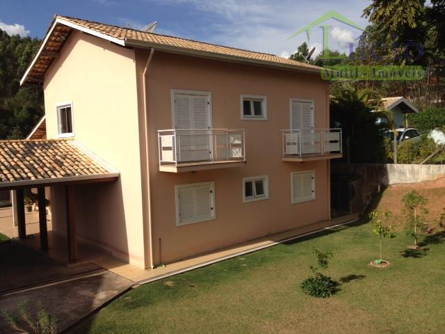 Casa residencial à venda, Parque da Fazenda, Itatiba - CA0695.