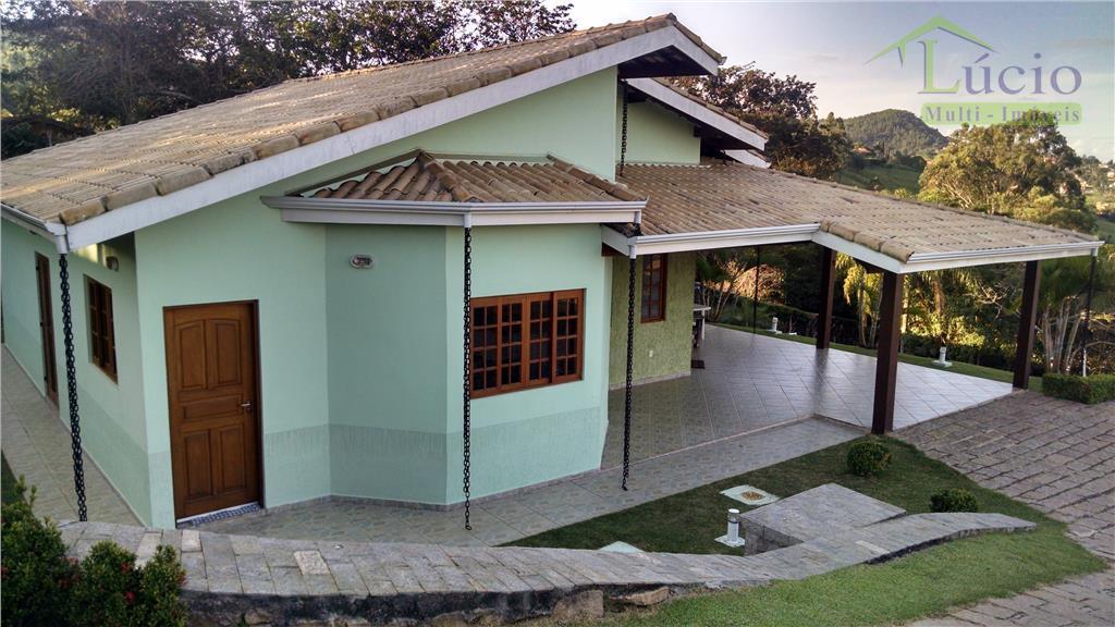 Casa residencial para locação, Capela do Barreiro, Itatiba.