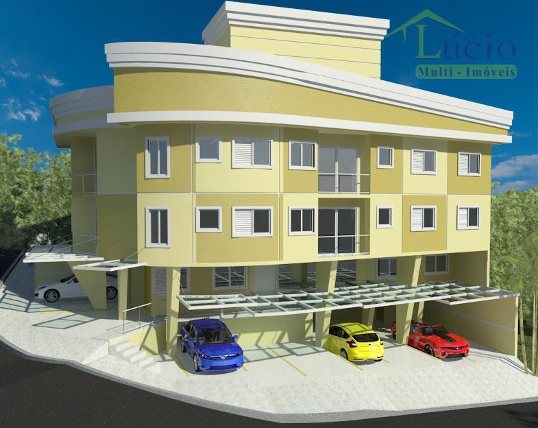 Apartamentos novos, aceita financiamento.