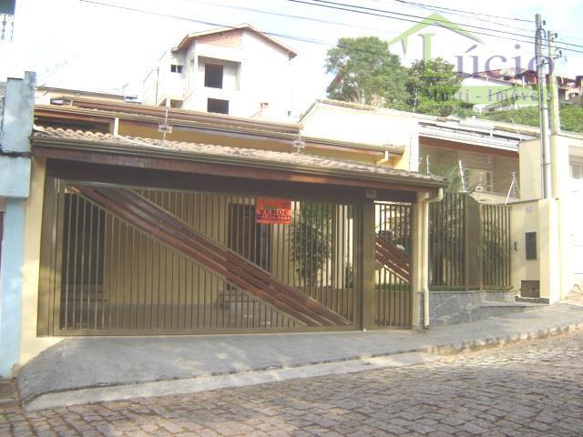 Casa residencial para locação, Jardim Ipê, Itatiba.