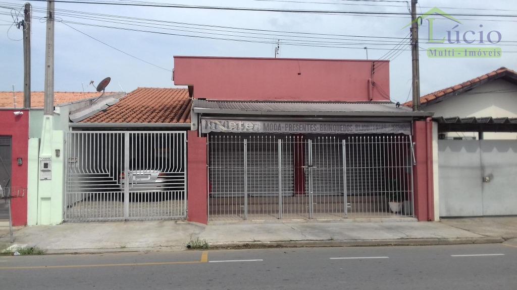 Casa residencial à venda, Jardim México, Itatiba - CA0771.