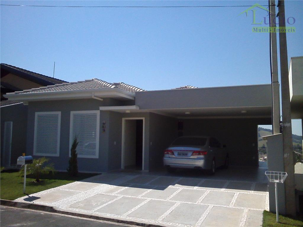 Casa residencial à venda, Loteamento Itatiba Country Club, Itatiba.