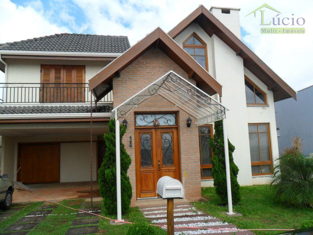 Sobrado  residencial à venda, Loteamento Itatiba Country Club, Itatiba.