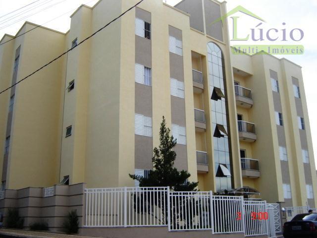 Apartamento  residencial à venda, Nova Itatiba, Itatiba.