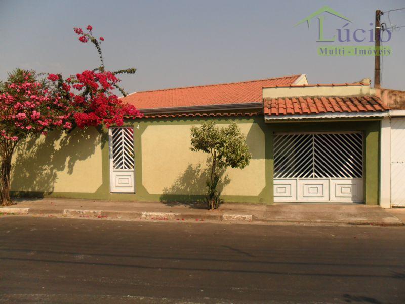 Casa  residencial à venda, Jardim Harmonia, Itatiba.