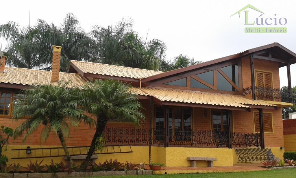 Casa residencial à venda, Chácara Saudáveis e Encantadoras, Jundiaí.