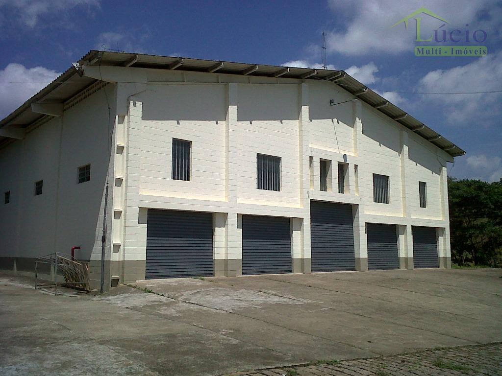 Galpão industrial para locação, Bairro da Aparecidinha, Itatiba.