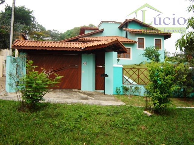 Casa Residencial à venda, Parque da Fazenda, Itatiba - CA0197.