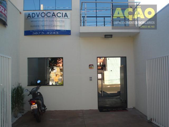 Sala  comercial para locação, Vila Santana, Sumaré.