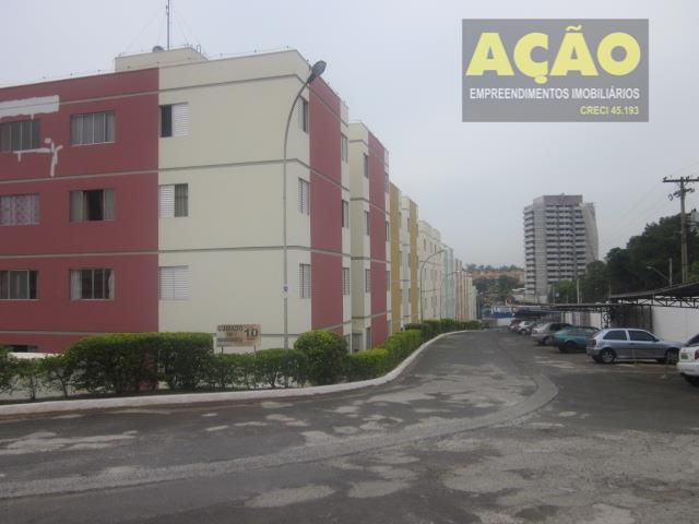 Apartamento  residencial à venda, Vila Miranda, Sumaré.