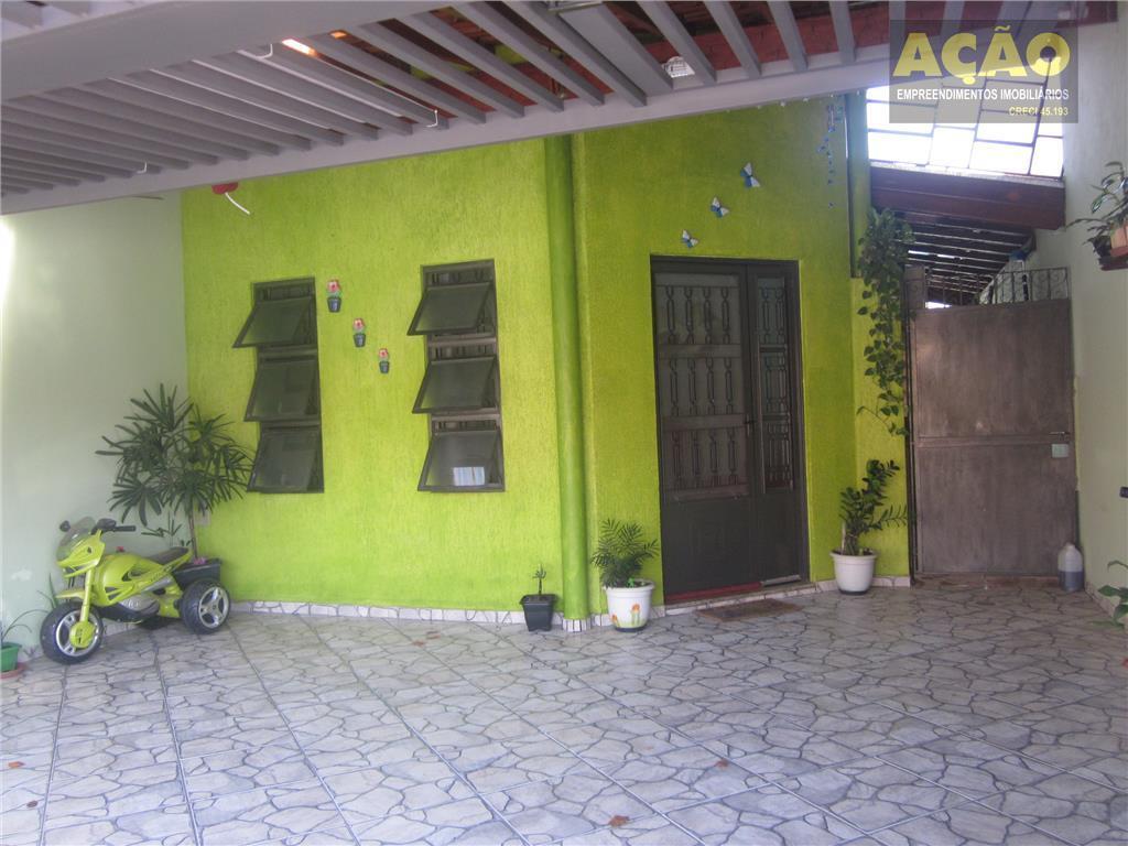 Casa  residencial à venda, Altos de Sumaré, Sumaré.