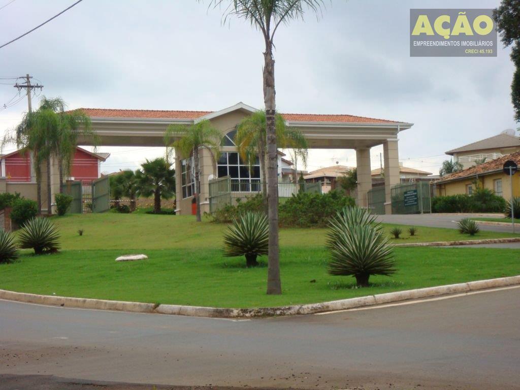 Terreno  residencial à venda, Jardim Residencial Parque da Floresta, Sumaré.