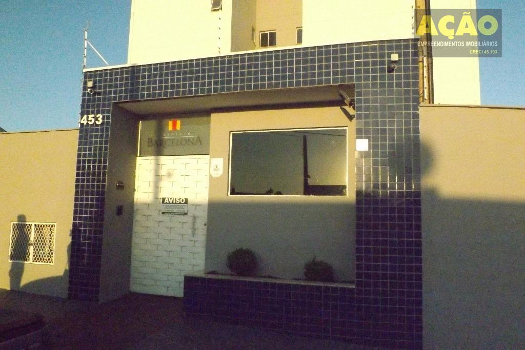 Apartamento  residencial à venda, Jardim Residencial Ravagnani, Sumaré.