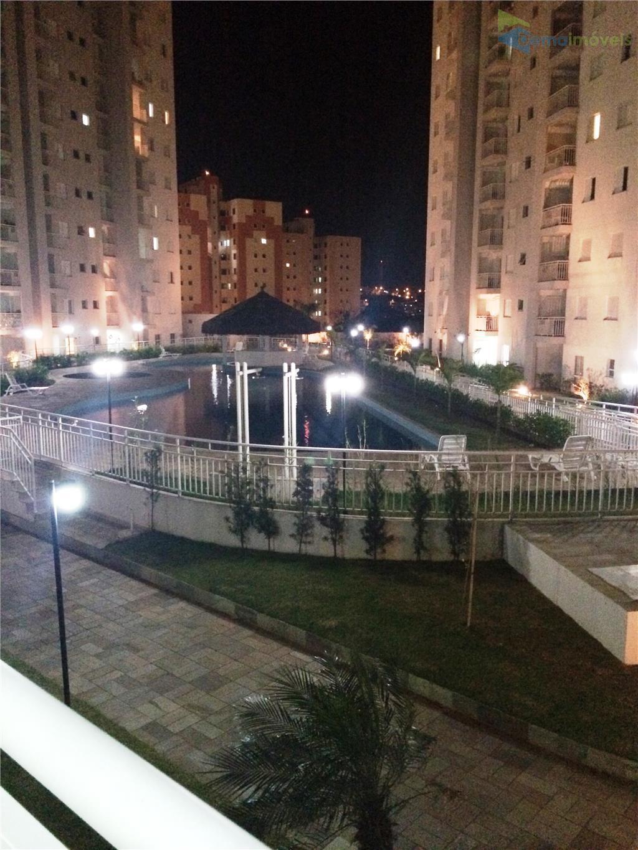 Apartamento residencial à venda, Vila das Hortências, Jundiaí - AP0011.