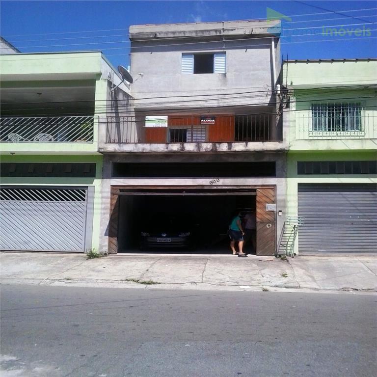 Casa residencial para locação, Laranjeiras, Caieiras - CA0295.