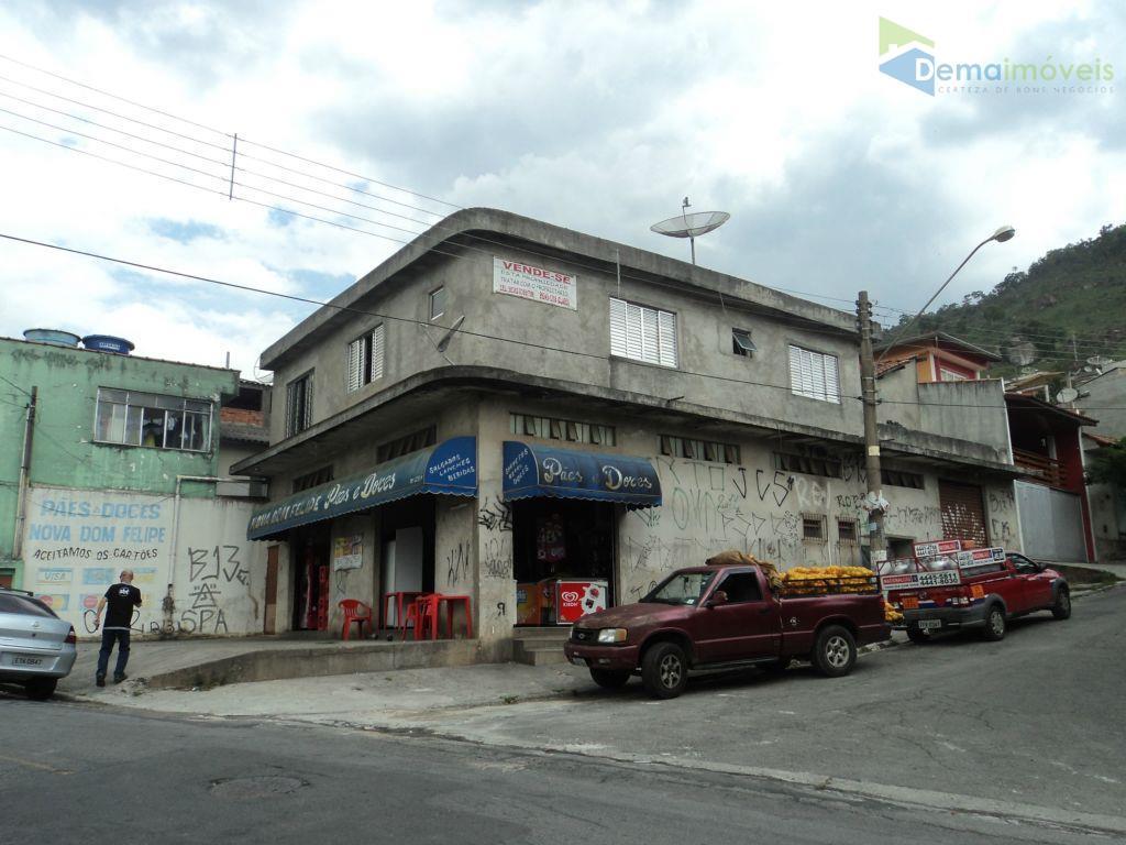 Casa comercial à venda, Laranjeiras, Caieiras - SL0024.