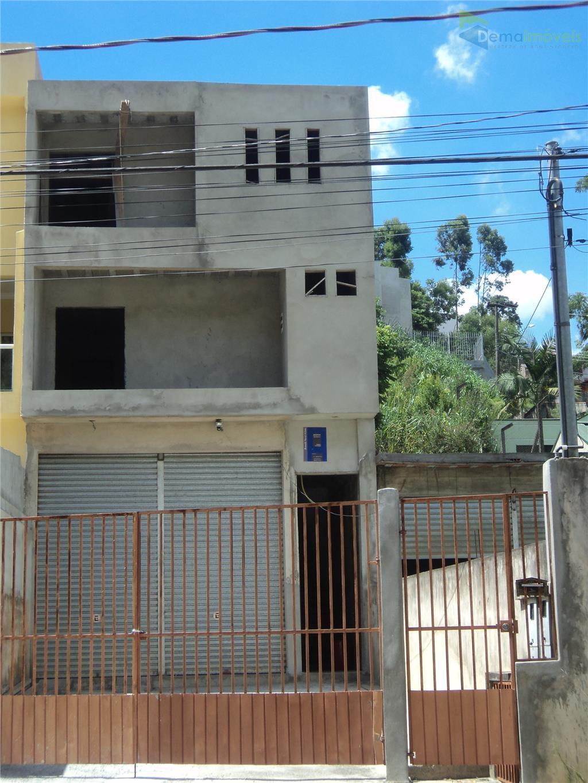 Casa residencial à venda, Jardim Marcelino, Caieiras - CA0314.