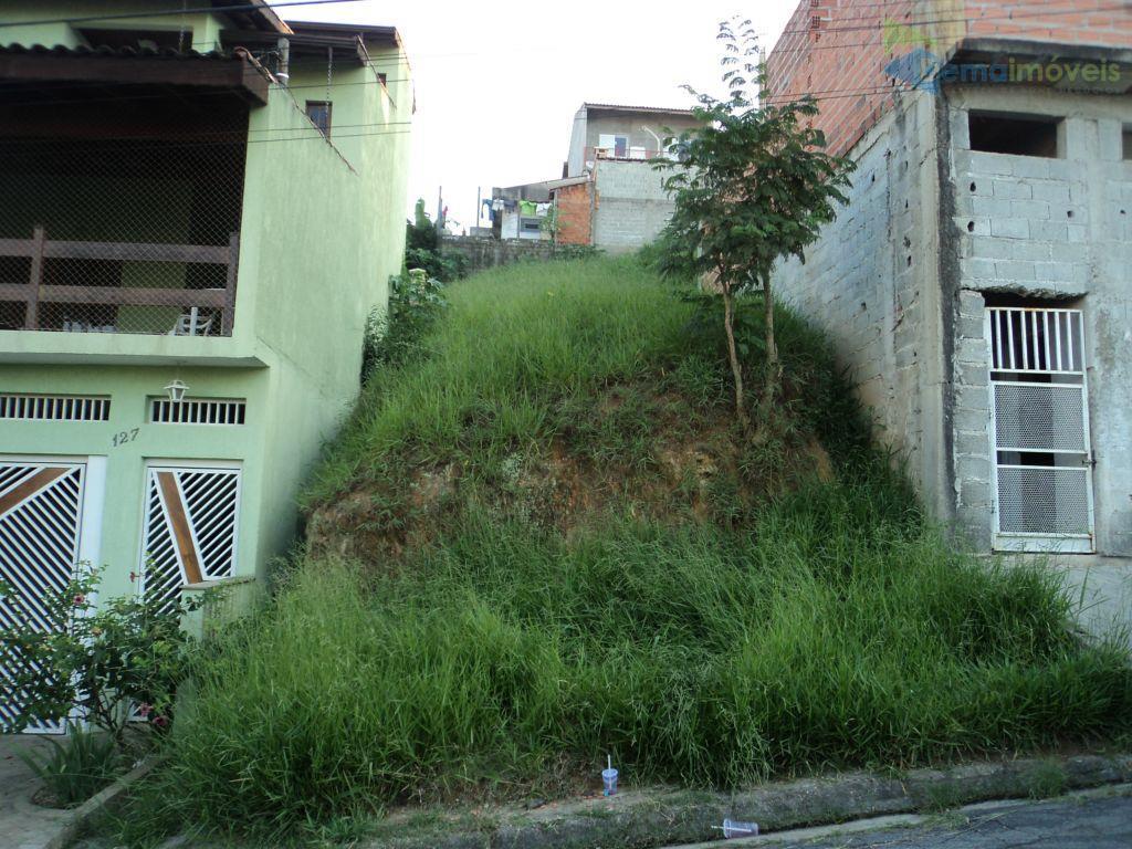 Terreno residencial à venda, Real Park, Caieiras - TE0058.