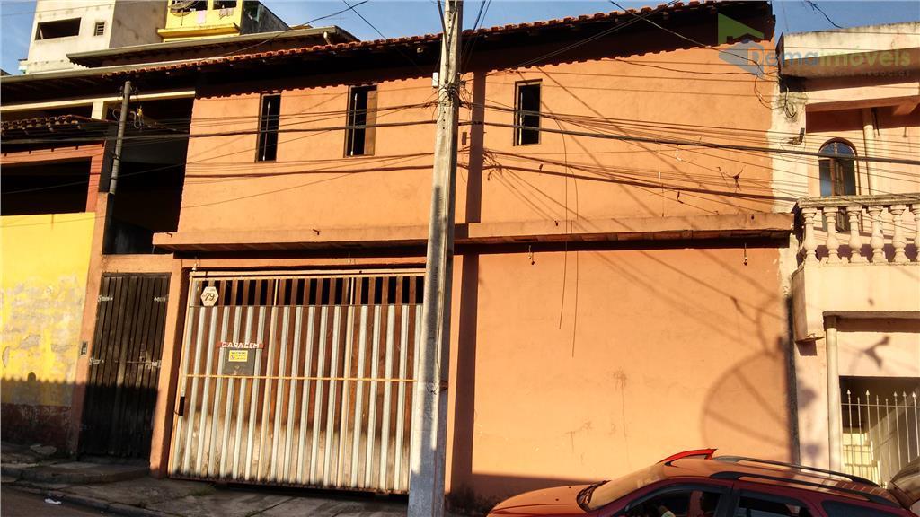 Casa residencial à venda, Vila Rosina, Caieiras - CA0392.