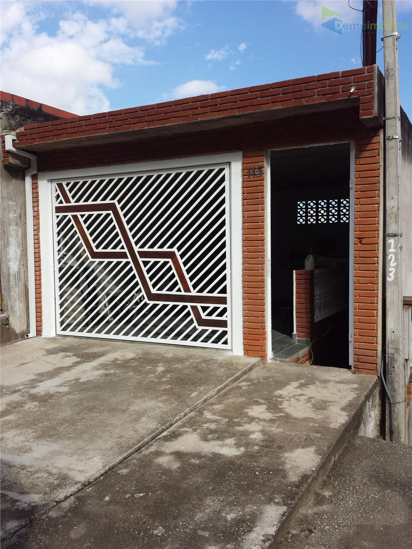 Casa residencial à venda, Jardim Marcelino, Caieiras - CA0424.