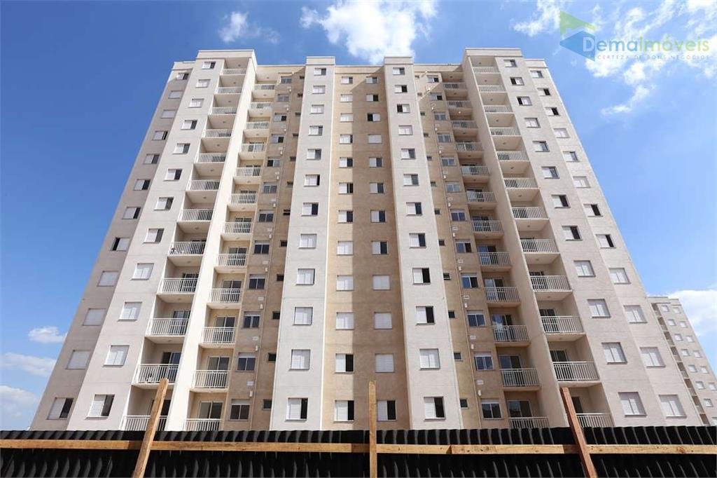 Apartamento  residencial à venda, Ponte de São João, Jundiaí.