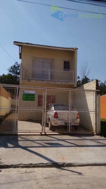Casa residencial à venda, Chácara São Luiz, Franco da Rocha - CA0427.