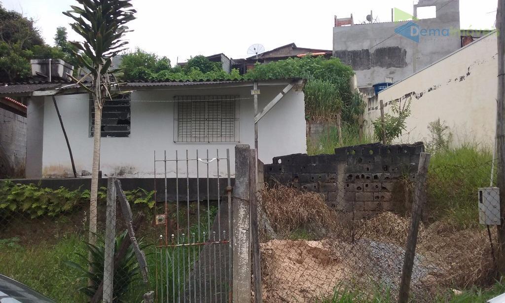 Terreno residencial à venda, Morro Grande, Caieiras.
